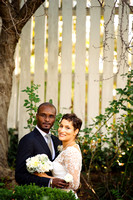 Adrienne + Claudy Wedding
